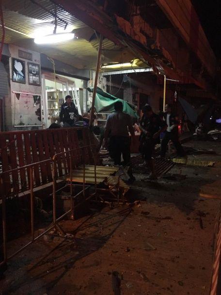 У туристичному Таїланді прогримів черговий вибух біля готелю: є загиблі та поранені