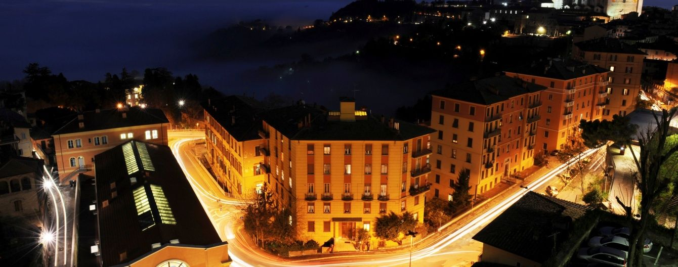 В Італії посеред ночі стався землетрус