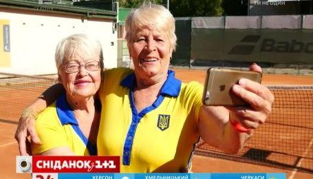 Жизнь за 80: неугомонные теннисистки покоряют мировой чемпионат