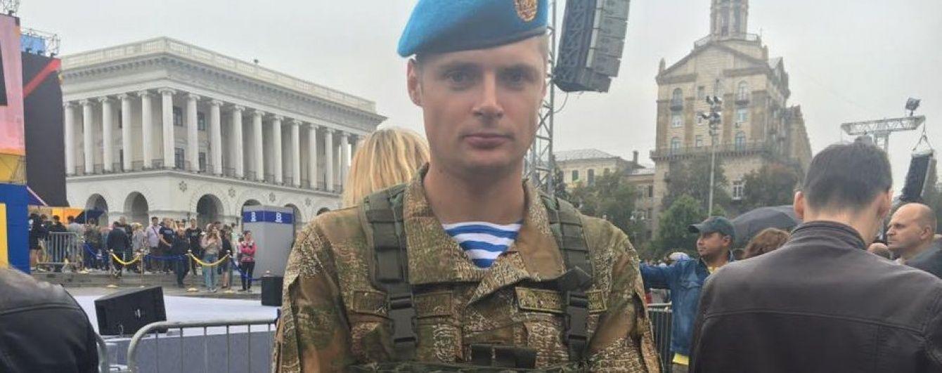 Чибінєєв дізнався, що отримає Героя України за п'ять секунд до вручення найвищої нагороди на параді