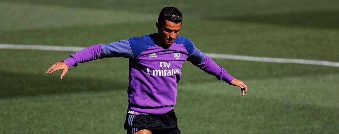 """Роналду вважає Зідана ключем до успіху """"Реала"""""""