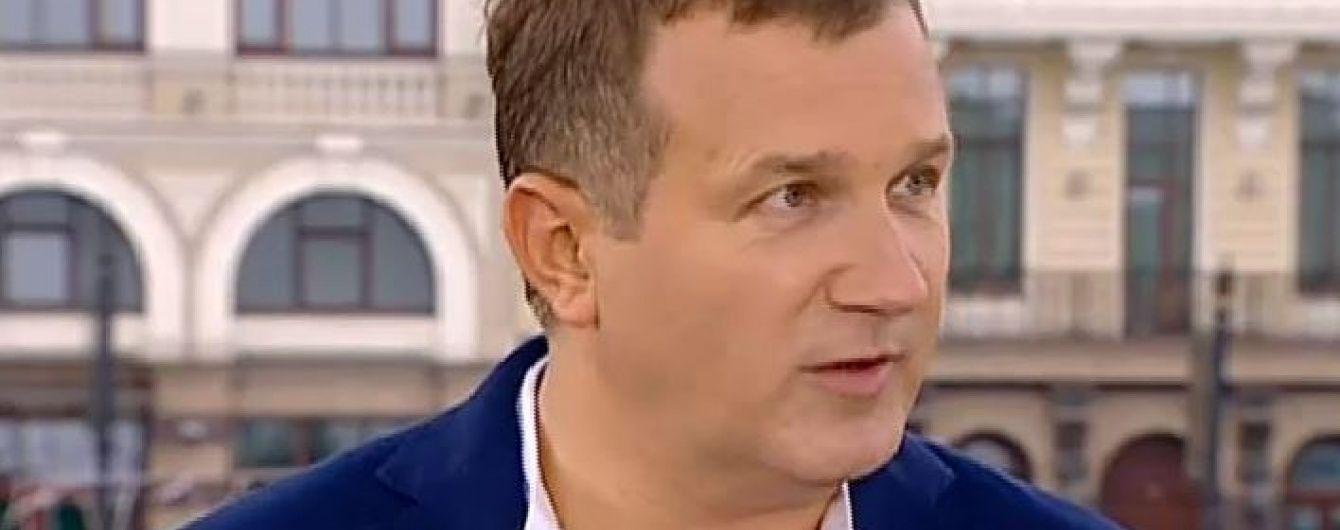 Юрій Горбунов у свій день народження привітав Україну з ювілеєм