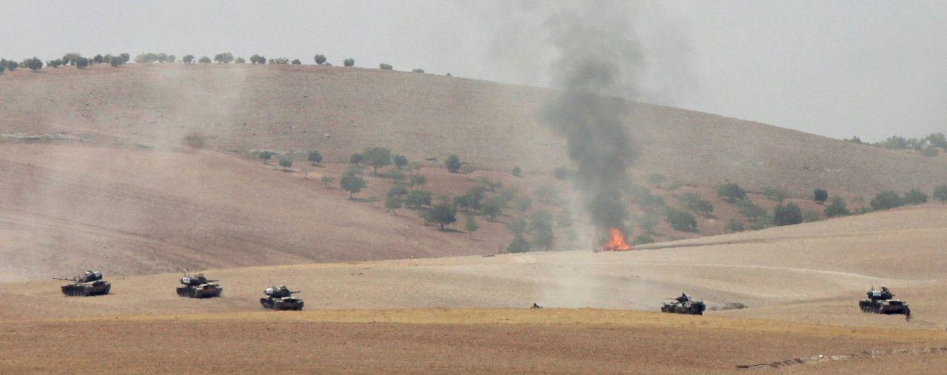 Сирія звинуватила Туреччину в порушенні суверенітету країни