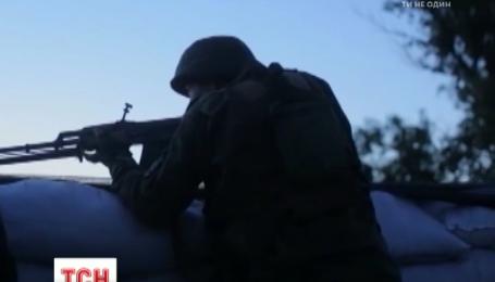 На Луганщине и Светлодарской дуге боевики задействовали тяжелую артиллерию