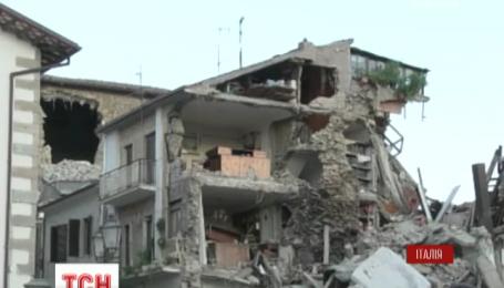 Вдвое увеличилось количество жертв землетрясения в центральной Италии