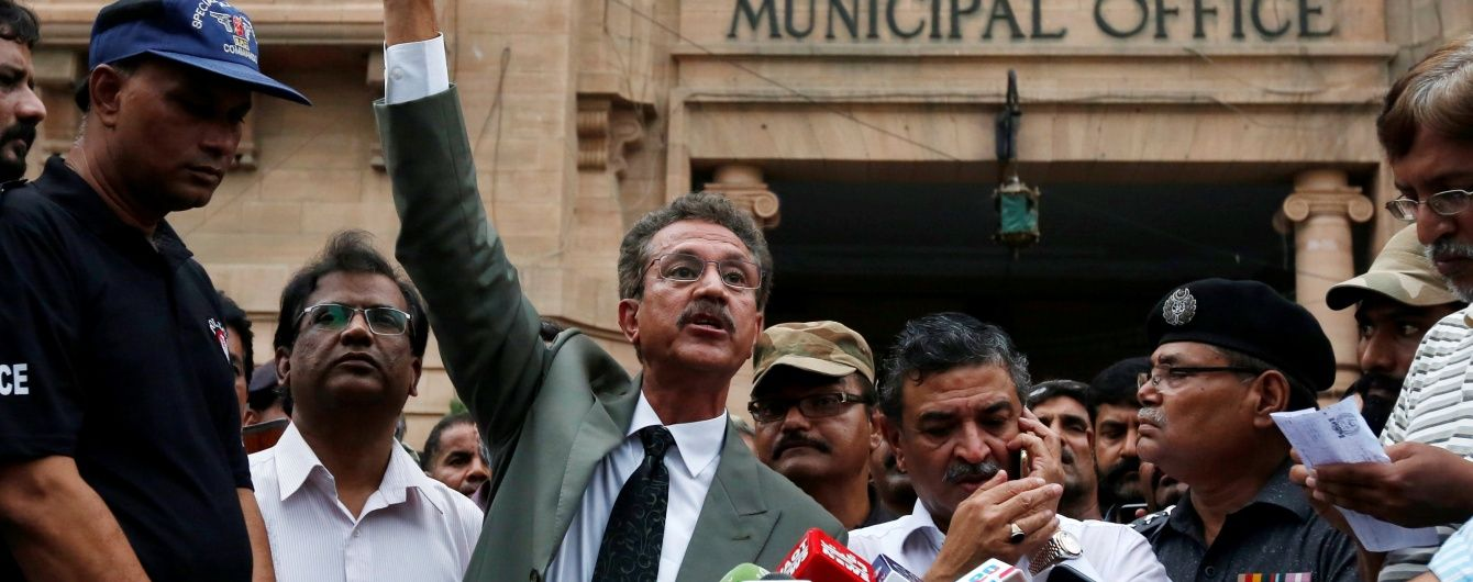 В'язня обрали мером найбільшого міста Пакистану
