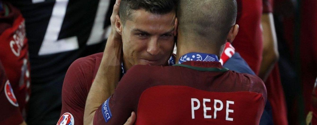Роналду назвав найкращого футболіста Євро-2016