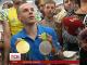 Олімпійський чемпіон Олег Верняєв зустрівся із фанатами у Києві