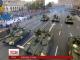 Військову техніку з Чугуєво відправили на фронт