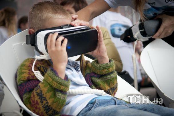 Свято віртуальної реальності в Києві