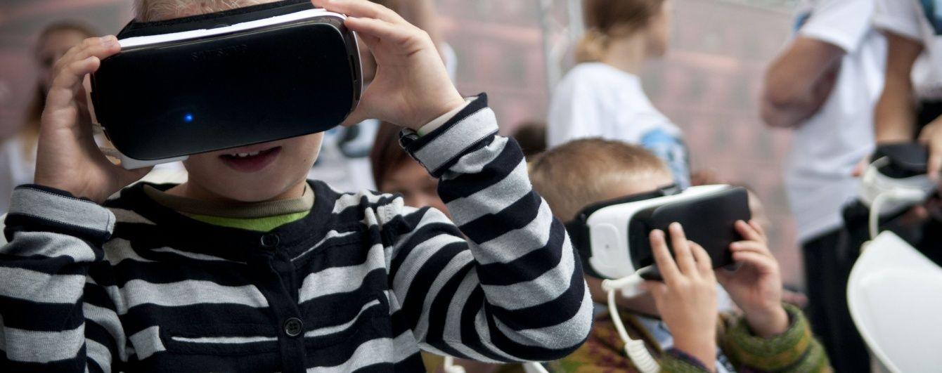 День Незалежності в 360⁰. Samsung влаштував віртуальний тур Україною просто в центрі Києва