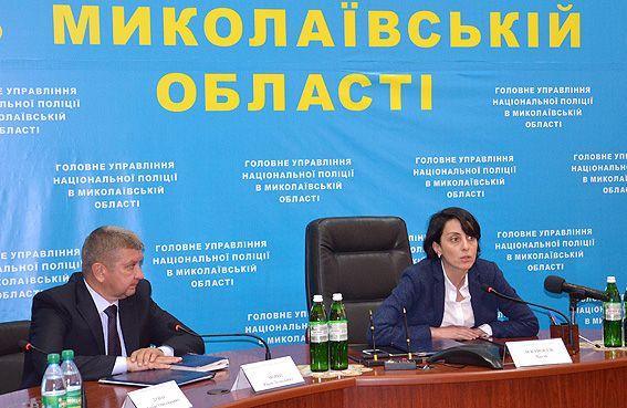 Начальник поліції Миколаївщини Юрій Мороз_1