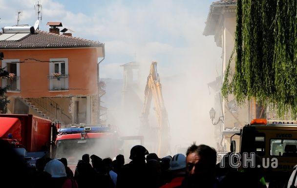 В Італії оголосили національну жалобу за жертвами землетрусу