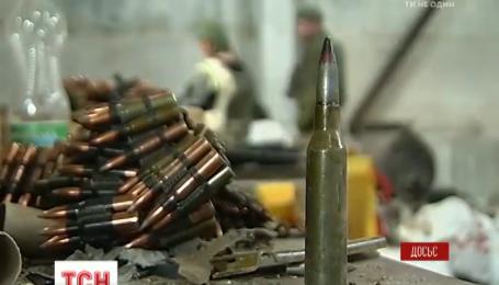 За сутки вдоль линии разграничения боевики открывали огонь 48 раз