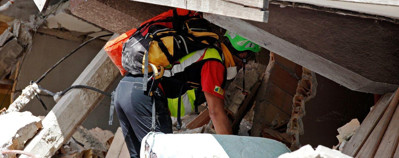 В Італії на дев'ятий день після землетрусу врятували собаку