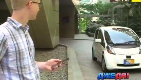 На улицах Сингапура пассажиров начали подбирать первые на планете беспилотные такси