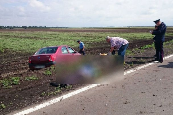На Харківщині водій на швидкості збив комунальників, троє загиблих