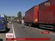 Протест проти використання Грибовицького сміттєзвалища паралізував трасу міжнародного значення