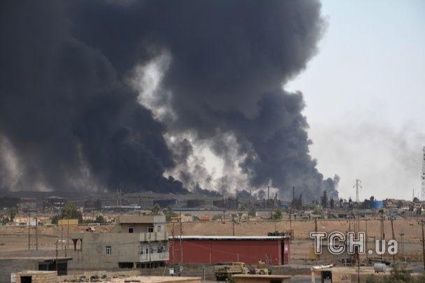 Відкрито шлях на Мосул: армія Іраку звільнила від терористів ІД північне місто Кайяра