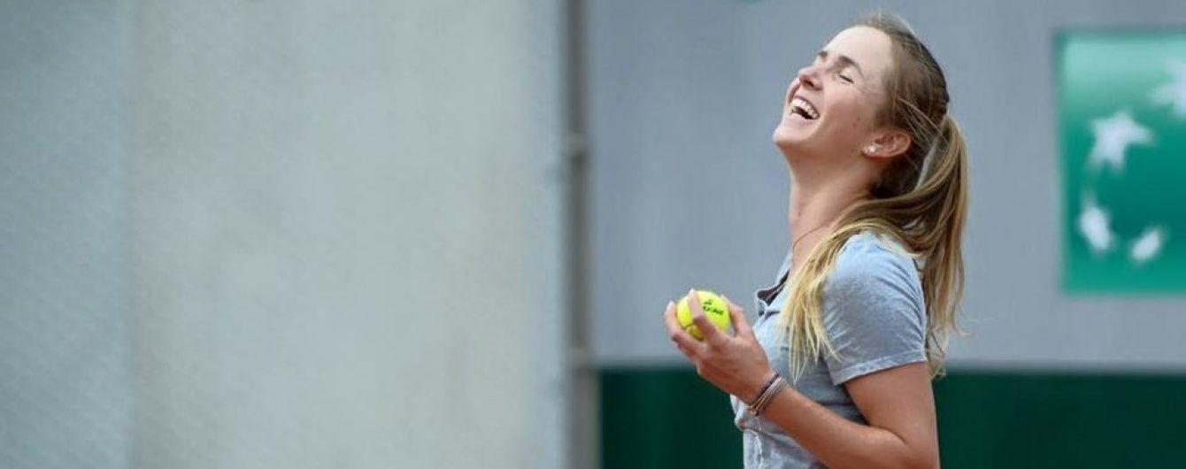 Світоліна розправилася з двома росіянками та вийшла до півфіналу тенісного турніру в США