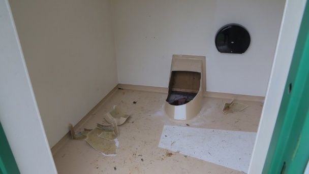 У Норвегії рятувальники витягли з туалету невдаху, який пірнув в унітаз за телефоном