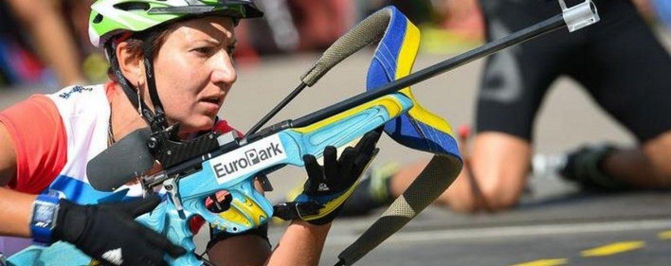 """Україна виграла """"срібло"""" в міксті на чемпіонаті світу з біатлону"""