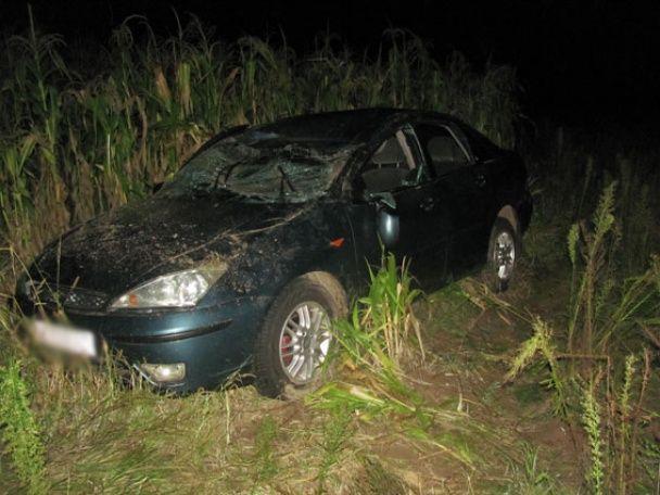 На Чернігівщині п'яний водій на смерть збив дитину і ще двох відправив на лікарняні ліжка