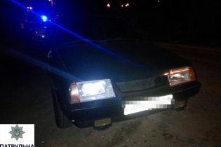 У Маріуполі поліція влаштувала погоню за нацгвардійцями, які порушили ПДР