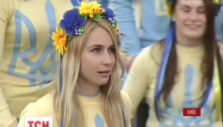 С торжествами и пожеланиями: в Киеве провожают в Рио нашу паралимпийскую сборную