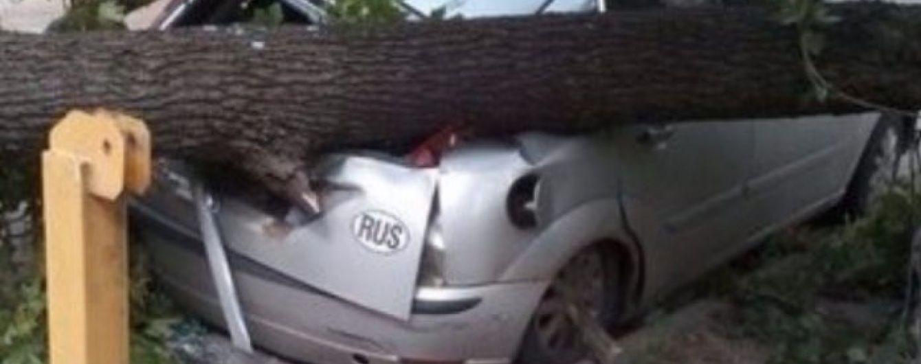 Ураган у Чечні понівечив понад 70 будинків та затопив резиденцію Кадирова
