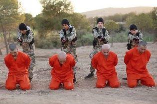 """Британець впізнав сина серед підлітків-катів на відео страти в'язнів """"Ісламською державою"""""""