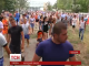 Вбивство 8-річної дівчинки підняло жителів Лощинівки на агресивні виступи проти місцевих ромів