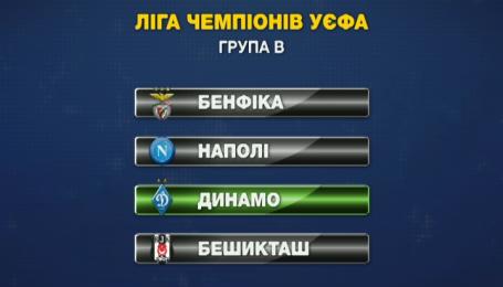 Чего ждать от соперников киевского Динамо в Лиге чемпионов: экспертное мнение