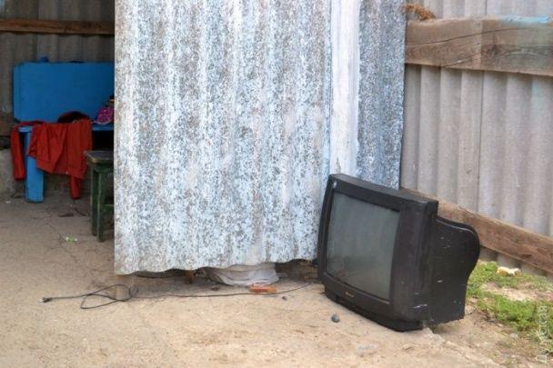 До Мережі виклали фото наслідків заворушень через по-звірячому вбиту дитину на Одещині