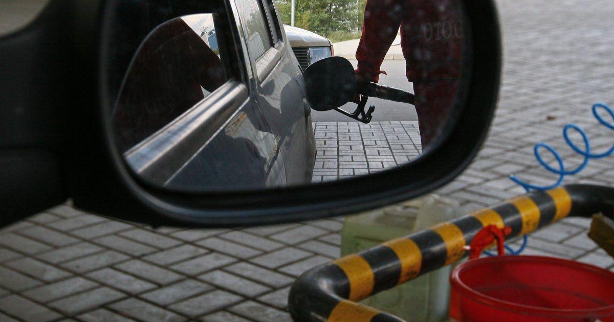 Літр бензину категорії А-95 у середньому по Україні сьогодні c3c917691860b