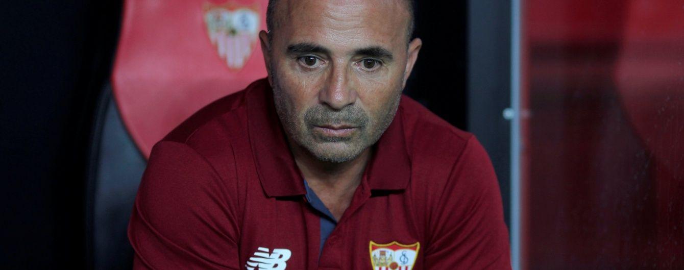 """Тренер """"Севільї"""" заявив, що не має особливих претензій до Коноплянки"""