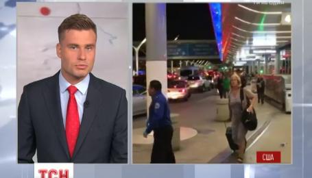 Полиция США опровергла информацию о стрельбе в крупнейшем аэропорту в США