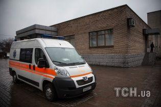 В Броварах неадекватный молодой человек пытался угнать машину скорой помощи