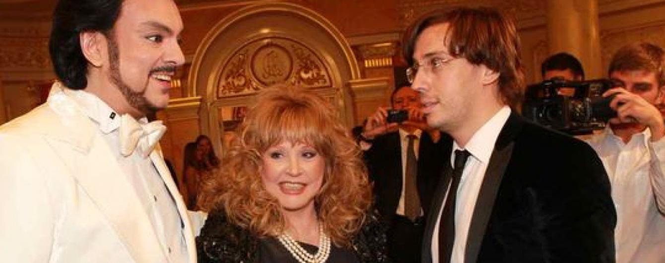Кіркоров тужить за покійним продюсером, який познайомив його з Пугачовою