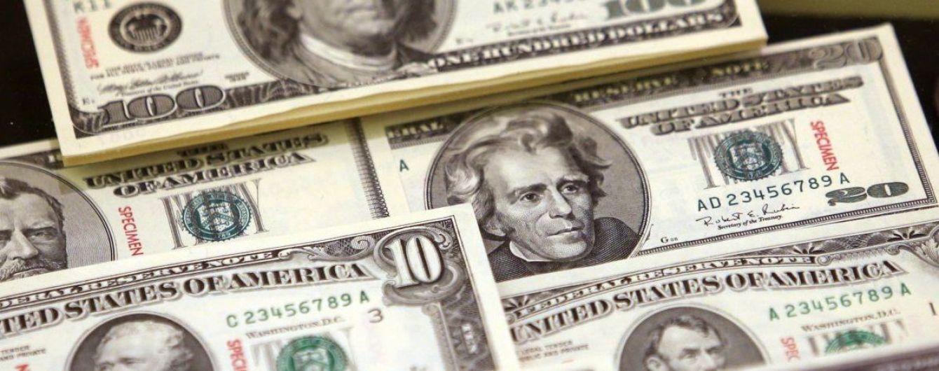 Доллар будет стоить меньше 26 грн в курсах валют от НБУ на среду