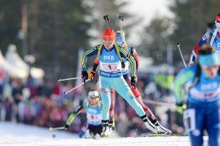 Одна з найкращих українських біатлоністок пропустить наступний сезон