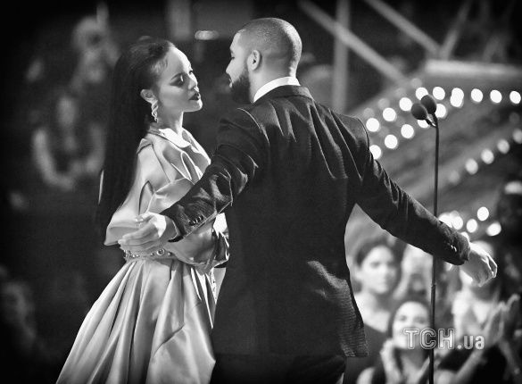 Ріанна та Дрейк на MTV Video Music Awards _1