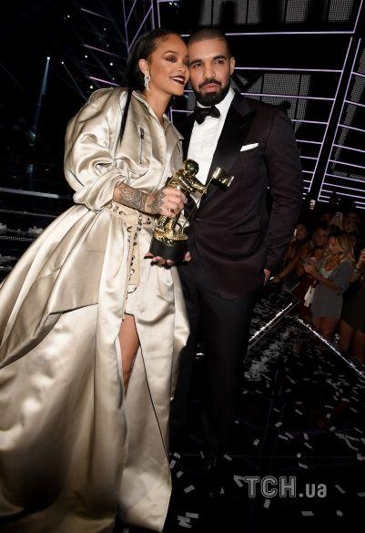 Ріанна та Дрейк на MTV Video Music Awards _3