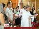 У Дніпрі похрестили близнят дівчини-воїна з позивним Маша