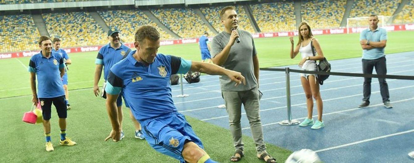 Хто гратиме проти Ісландії. Склад збірної України в інфографіці