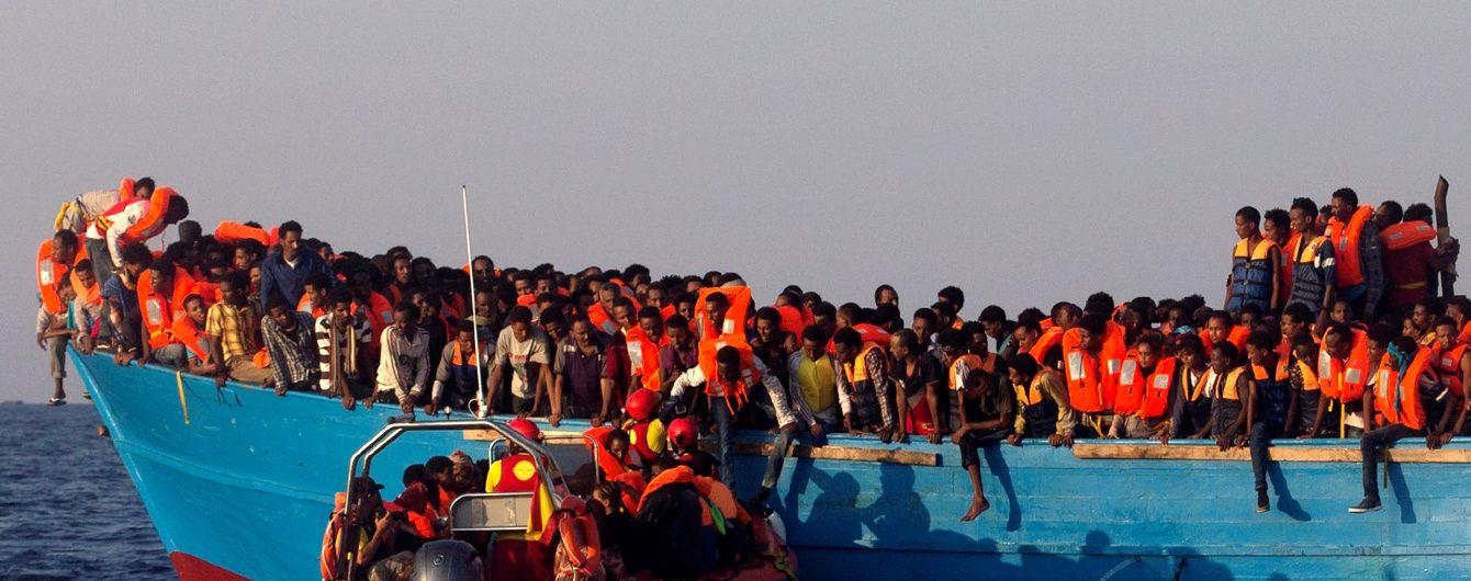 МВС Німеччини пропонує повертати врятованих з води мігрантів до Африки