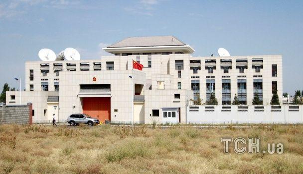 Reuters оприлюднило фото з місця теракту у Киргизстані