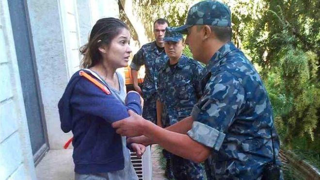 Гульнара Карімова під домашнім арештом
