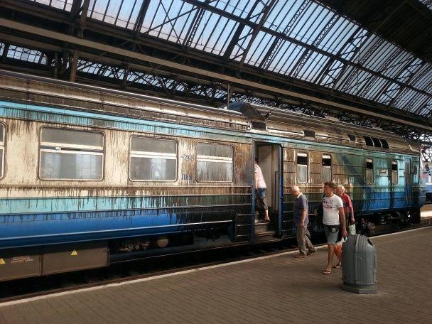 """""""Укрзалізниця"""" інформуватиме пасажирів про наявність кондиціонерів у вагонах під час купівлі квитків онлайн - Цензор.НЕТ 6897"""