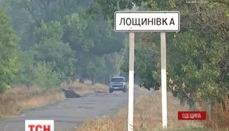 В Одесской области под усиленной охраной похоронили 8-летнюю девочку, которую изнасиловали и убили